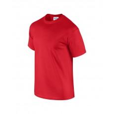 Tricou rosu Gildan