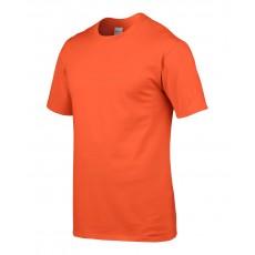 Tricou portocaliu GILDAN