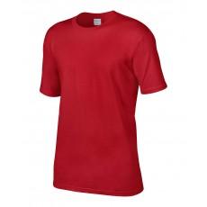 Tricou rosu ANVIL pentru barbati