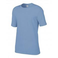 Tricou bleu ANVIL pentru barbati