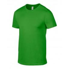 Tricou verde ANVIL pentru barbati