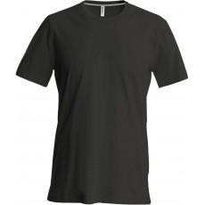 Tricou negru KARIBAN