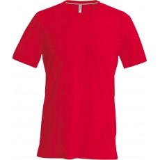 Tricou rosu KARIBAN