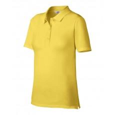 Tricou polo galben ANVIL pentru dama