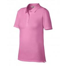 Tricou polo roz ANVIL pentru dama