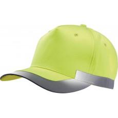 Sapca personalizata galben neon K-UP