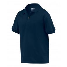 Tricou polo bleumarin pentru copii
