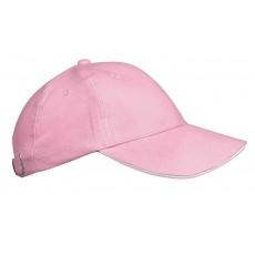 Sapca roz pentru copii K-UP