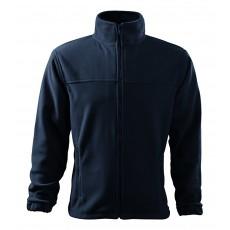 Jacheta fleece navy, pentru barbati