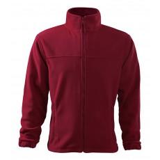 Jacheta fleece rosie, pentru barbati