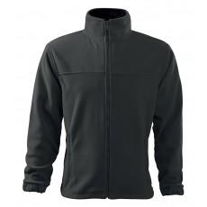 Jacheta fleece gri, pentru barbati