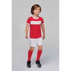 Tricou sport v-neck pentru copii