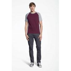 Tricou bicolor pentru barbati Sol's