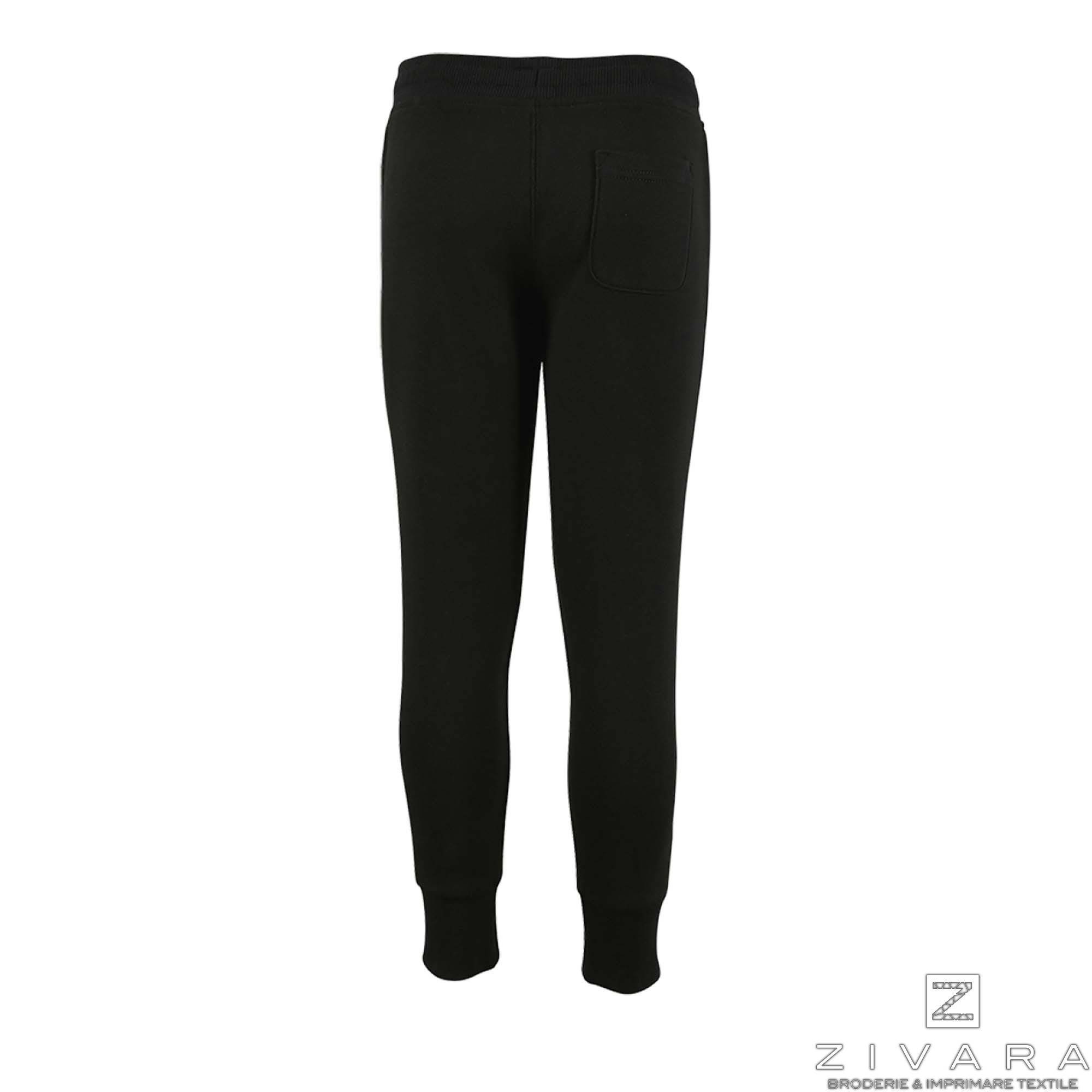 Slim fit pantaloni de slabit