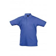 Tricou polo de vara pentru copii