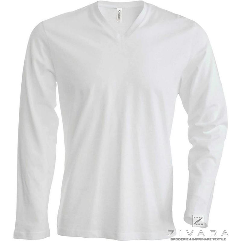 Bluza V-neck pentru barbati Kariban