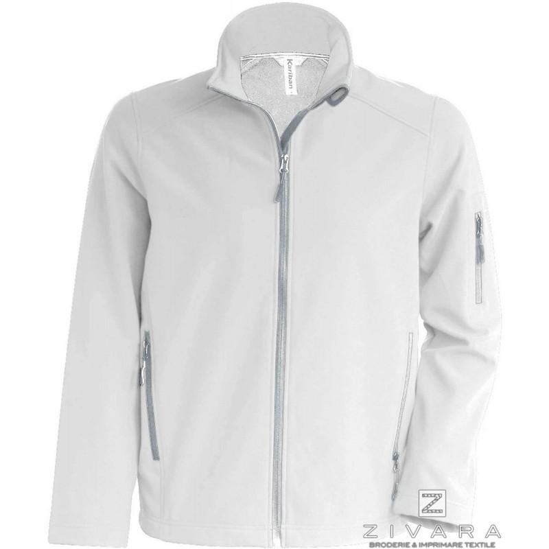 Jacheta softshell Kariban pentru barbati