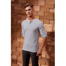 Tricou cu manea lunga pentru barbati