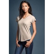 Tricou tri-blend pentru dama
