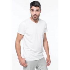 Tricou V-neck Supima pentru barbati