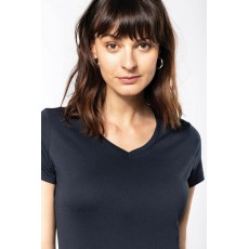 Tricou Supima V-neck pentru dama
