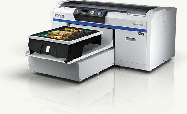 Imprimanta textile