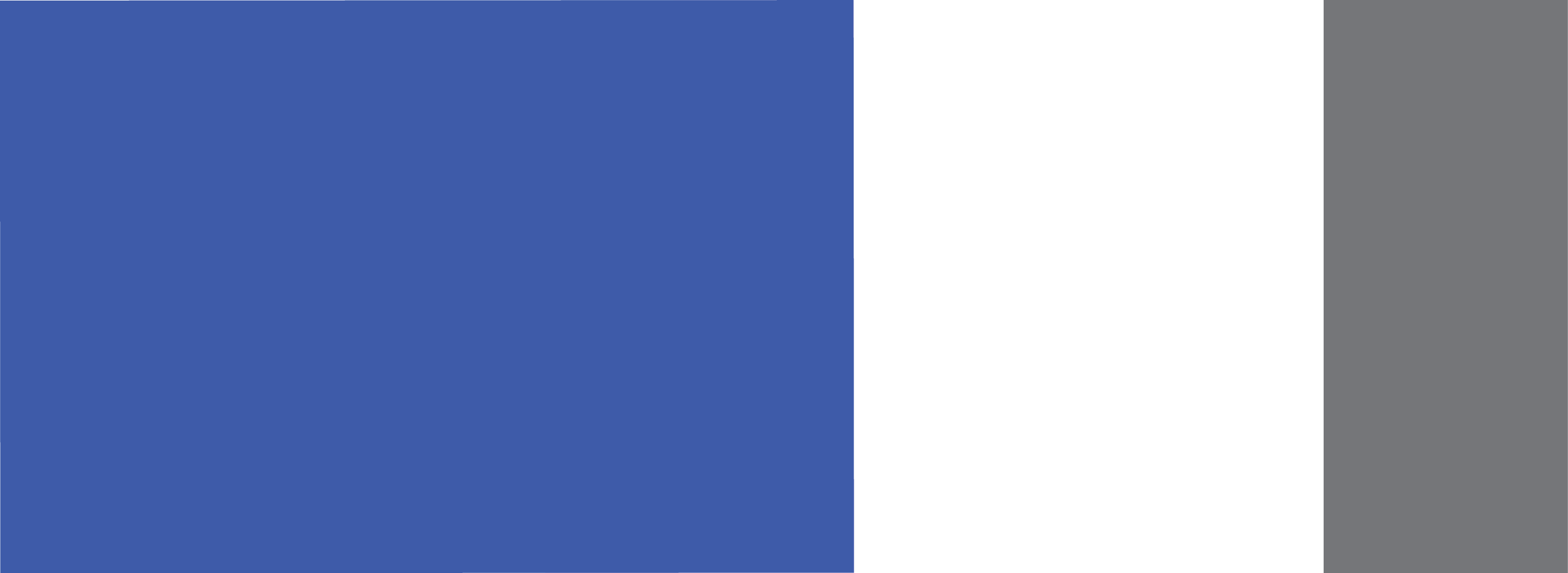 albastru alb gri