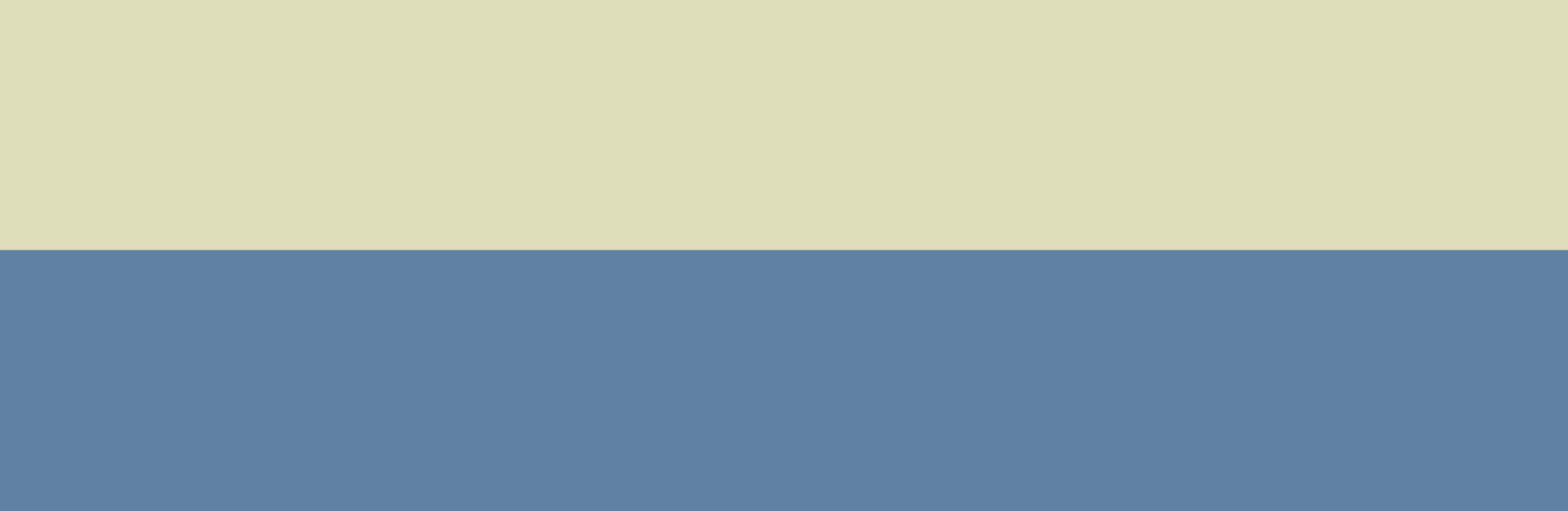 ivoire-albastru denim